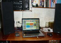 Мое рабочее место (ноябрь 2010)