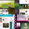Виды сайтов по применяемым технологиям
