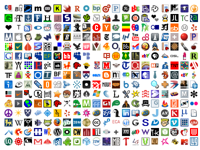 favicons_collection
